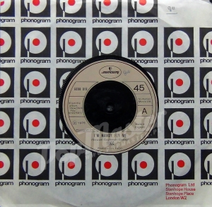 "10CC  I'm Mandy Fly Me 6008 019 7"" 45 RPM Single"