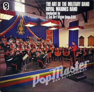 The Art Of The Military Band Royal Marines Band Conducted By Lt. Col. Sir F Vivian Dunn C.V.O.  ST 927