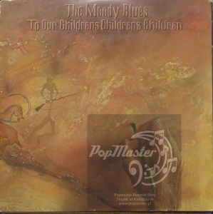 The Moody Blues     To Our Children's Children's Children   Threshold Records ‎– THS 1