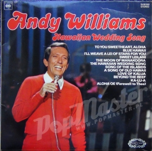 Andy Williams Hawaiian Wedding Song SHM 869 STEREO