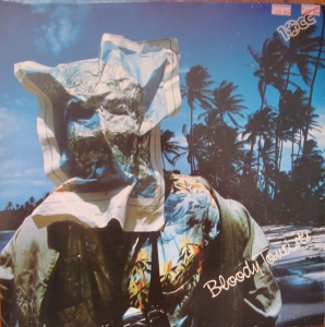 10CC Bloody Tourists 9102 503 Rock Winyle