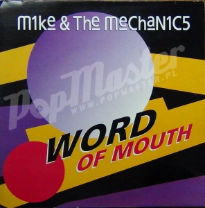Mike & Mechanics Word Of Mouth G/FOLD  VST 1345