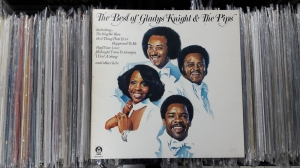 Gladys Knight & The Pips ‎– The Best Of Gladys Knight & The Pips Buddah Records ‎– BDLH 5013 Vinyl , LP , Album