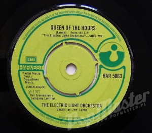 Electric Light Orchestra Queen of The Hours-Roll Over Beethoven  HAR 5063