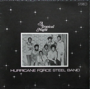The Hurricane Force Steel Band ‎– A Tropical Night SRT 73312 Reggae, Folk, World, & Country, Stage & Screen   Vinyl-Schallplatten