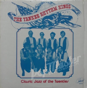 Yankee Rhythm Kings Classic Jazz Of The Twenties GHB 83 Vinyl-Schallplatten Jazz