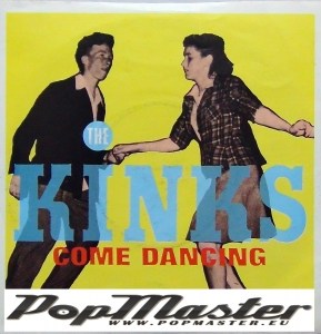 The Kinks Come Dancing / Noise  Arist 502