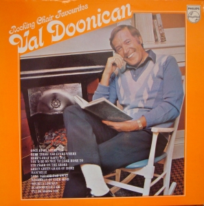 Val Doonican ‎– Rocking Chair Favourites 6326 035 Jazz, Pop