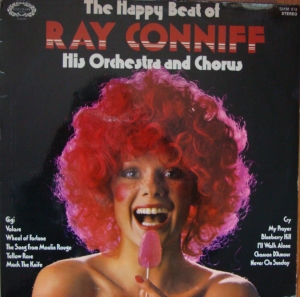 Ray Conniff His Orchestra And Chorus ‎– The Happy Beat Of Ray Conniff His Orchestra And Chorus  SHM 874 Vinyl
