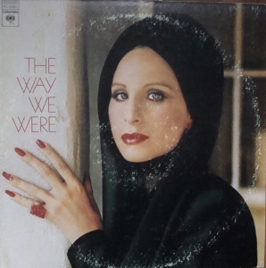 Barbra Streisand ‎– The Way We Were PC 32801 Vinyl