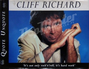 Cliff Richard: Quote, Unquote (Hardcover)