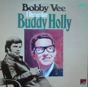 Bobby Vee ‎– I Remember Buddy Holly  SLS 50318 Vinyl