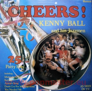 KENNY BALL AND HIS JAZZMEN  CHEERS! RTL 2039