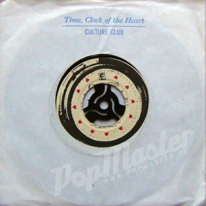 Culture Club Time, Clock Of The Heart VS558 Synth-pop Winyl
