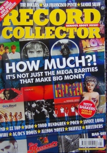 RECORD COLLECTOR Maj 2013 No.414 OMD , SANDIE SHOW, ZZ TOP, AC/DC'S ROOTS, POCO