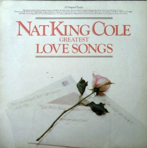 Nat King Cole ‎– 20 Greatest Love Songs  Capitol Records ‎– EMTV 35