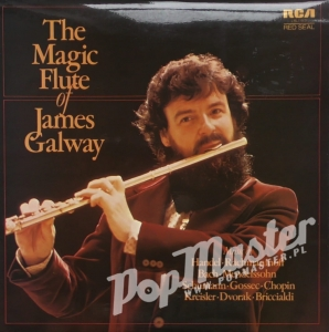 James Galway The Magic Flute Of James Galway With The National Orchestra Charles Gerhard, Conductor RCA LRL1 5131 Winyle Muzyka Klasyczna
