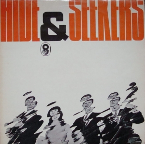 The Seekers - Hide And Seekers  STP 443 Stereo