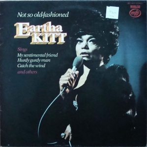 Eartha Kitt ‎– Not So Old Fashioned  MFP 50075  Stereo