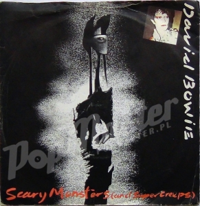 David Bowie ‎Scary Monsters (And Super Creeps) BOW 8