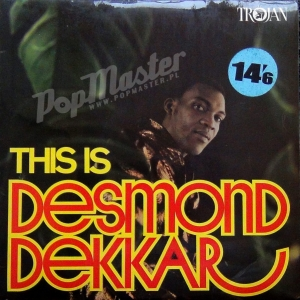 This Is Desmon Dekkar (Dekker) Trojan  MONO TTL4 Mint