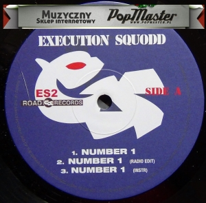 Execution Squodd Number 1 ES2 Road Records