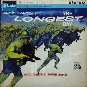 The Longest Day STEREO OST SSL 10045