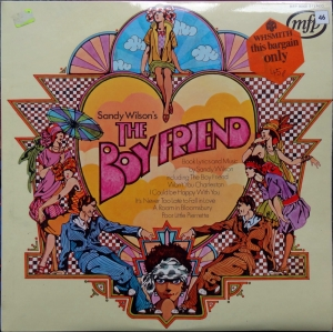 SANDY WILSON'S THE BOYF RIEND MFP 50002