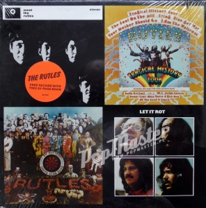 The Rutles  HS3151 Sealed Cut Out Cover Records Store In East Europe