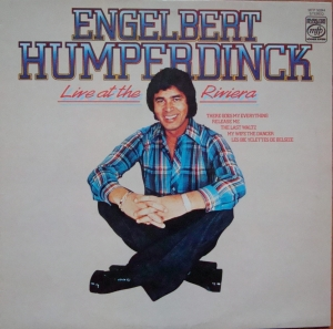 Engelbert Humperdinck ‎– Live At The Riviera MFP 50344   Vinyl