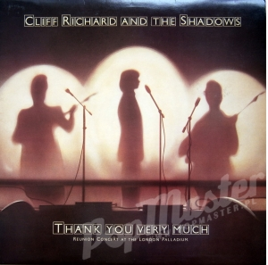 CLIFF RICHARD AND THE SHADOWS THANK YOU VERY MUCH  EMTV 15