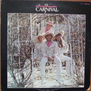 The Carnival ‎– Carnival WPS-21894 U.S.A.  Jazz, Latin, Pop Vinyl Records