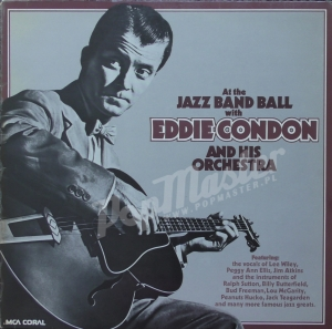 Eddie Condon At The Jazz Ball With Eddie Condon And His Orchestra MCA 6.22424 AK Vinyl Records Jazz