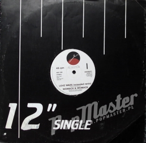 Womack & Womack ‎– Love Wars (Extended Remix) Elektra ‎– E9799(T)