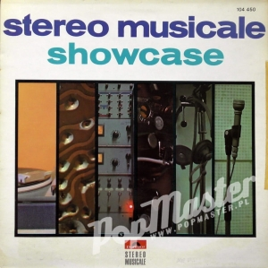 Stereo Musicale Showcase  104 450