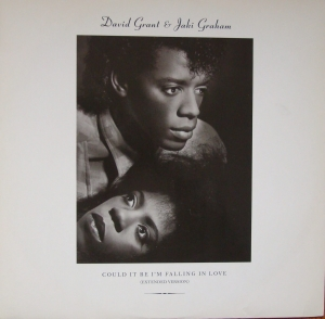 David Grant & Jaki Graham ‎– Could It Be I'm Falling In Love   GRANX 6   Synth-pop   Winyle