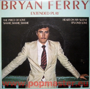BRYAN FERRY THE PRICE OF LOVE E.P. 7  IEP 1