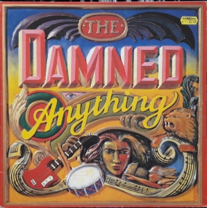 The Damned ‎– Anything MCA Records ‎– MCG 6015 A-1/ B-1 Rock Vinyl, LP, Album