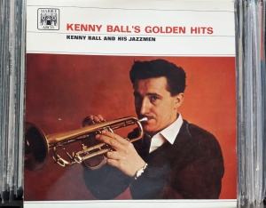 Kenny Ball And His Jazzmen ‎– Kenny Ball's Golden Hits Mal 608 Vinyl, LP