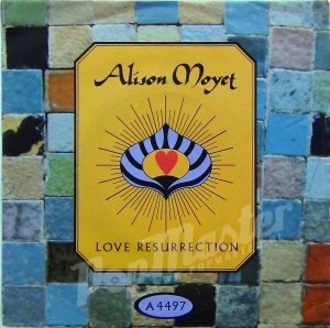 Alison Moyet Love Resurrection A 4497