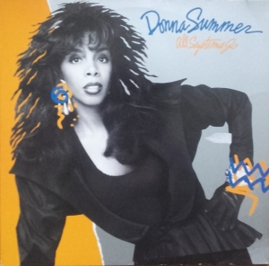 Donna Summer ‎– All Systems Go 252 953-1 Pop , Disco