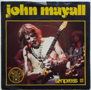 John Mayall Hard Going Up S-351