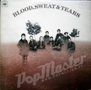BLOOD,SWEAT & TEARS  Mono 63504 A1/B1 1st Press. G/FOLD