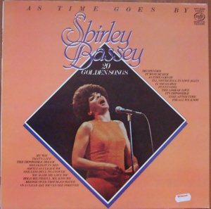 Shirley Bassey ‎– 20 Golden Love Songs 50494 Pop