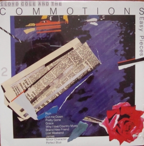 Lloyd Cole And The Commotions Easy Pieces 0 7599-24093-1  Płyta Nowa Zafoliowana  Vinyl