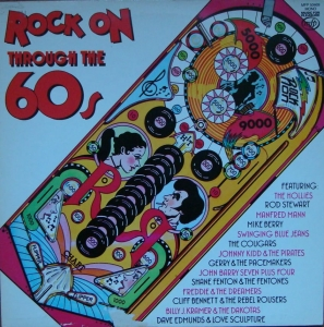 Różni Wykonawcy-Rock On Through The 60's   MFP 50469   Mono / Stereo