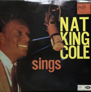 NAT KING COLE SINGS FOR YOU MFP 1049 mono
