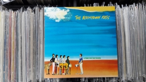The Boomtown Rats ‎– A Tonic For The Troops Ensign ‎– ENVY 3 Vinyl ,LP , Album