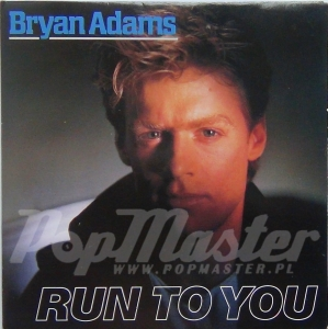 Bryan Adams ‎Run To You AM 224 GateFold