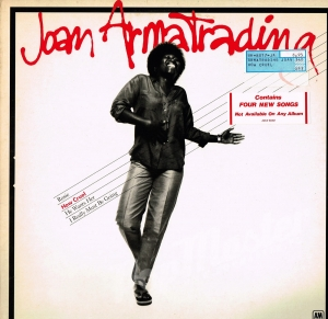 JOAN ARMATRADING HOW CRUEL ONE SIDE PRESSING LP  AMLE 63302